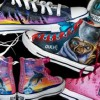 Canvas Warriors – Custom Converse